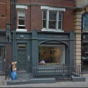 18 Newman Street Google Street View
